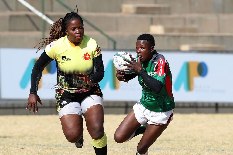 Rugby Africa ramps up drive to grow women's game - Sports Leo