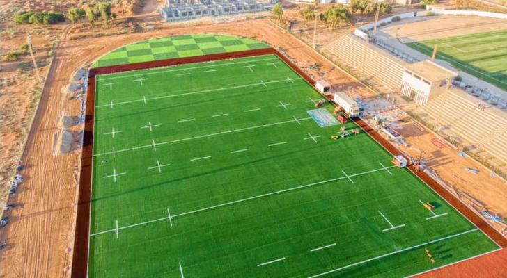 Rugby Federation of Libya opens new stadium in Benghazi - Sports Leo