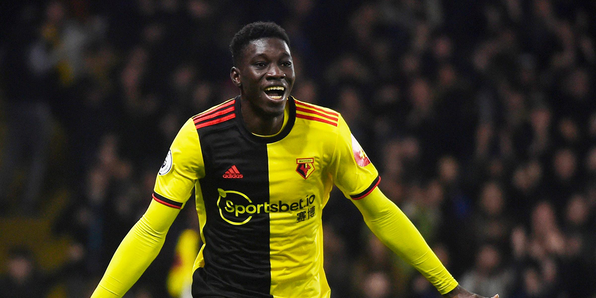 Senegalese and Watford star Ismaila Sarr to join Liverpool - Sports Leo