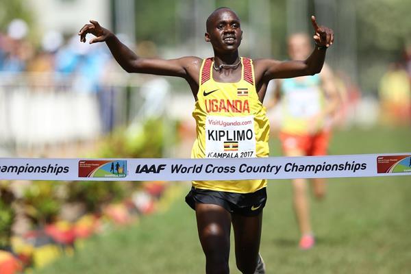 Ugandan teenager Kiplimo scores big win in Diamond League - Sports Leo