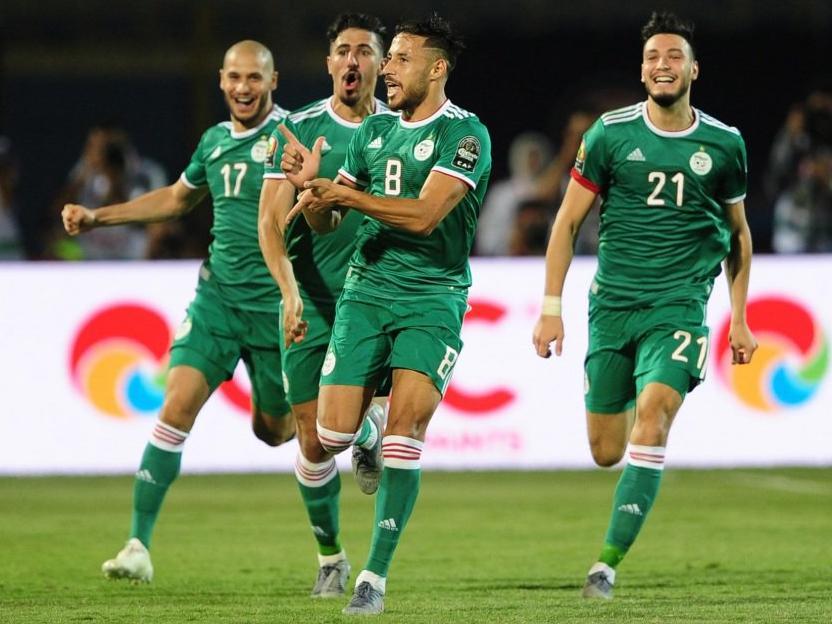 Algeria name 24-man squad for international friendlies - Sports Leo