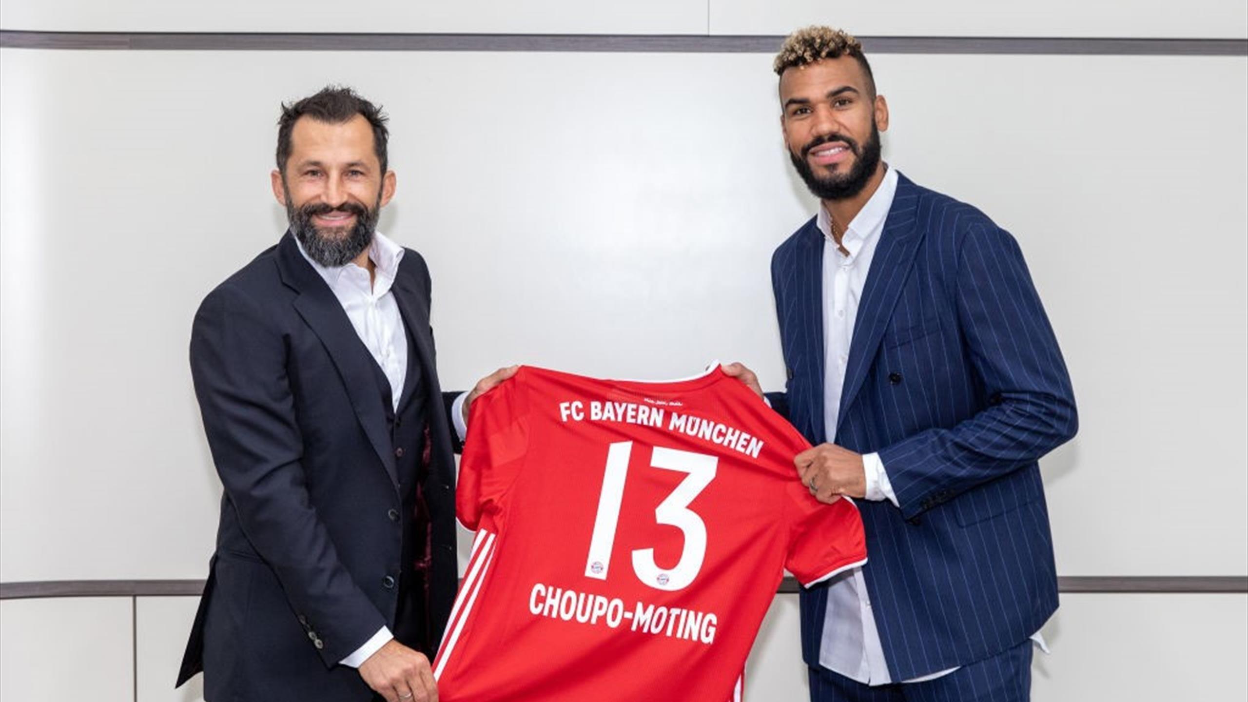 Cameroon forward Choupo-Moting joins Bayern Munich - Sports Leo