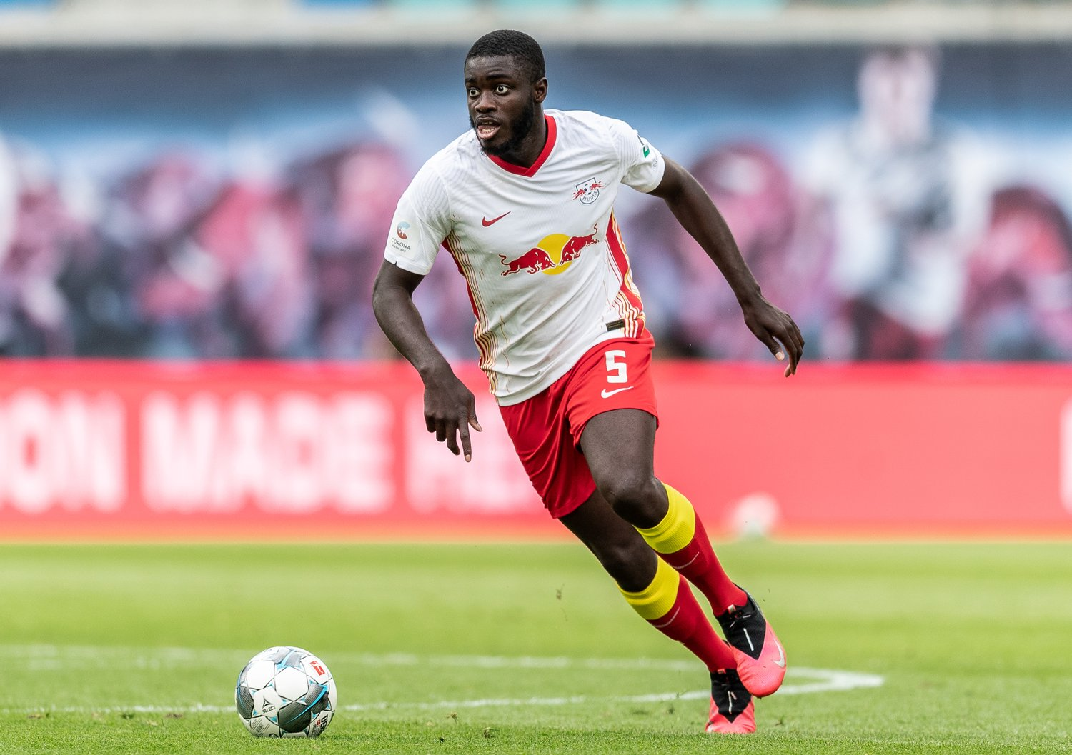Dayot Upamecano is Liverpool's first-choice defender- Sports Leo