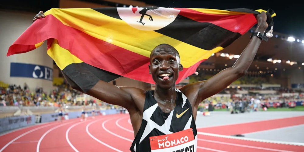 I'm happy to achieve my dream - Ugandan Joshua Cheptegei - Sports Leo