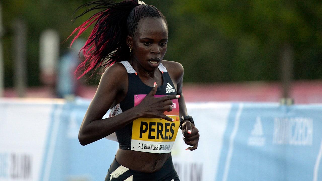 Kenya's Jepchirchir half marathon world record ratified - Sports Leo