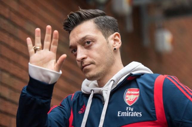 Mesut Ozil left out of Arsenal's Europa League squad - Sports Leo