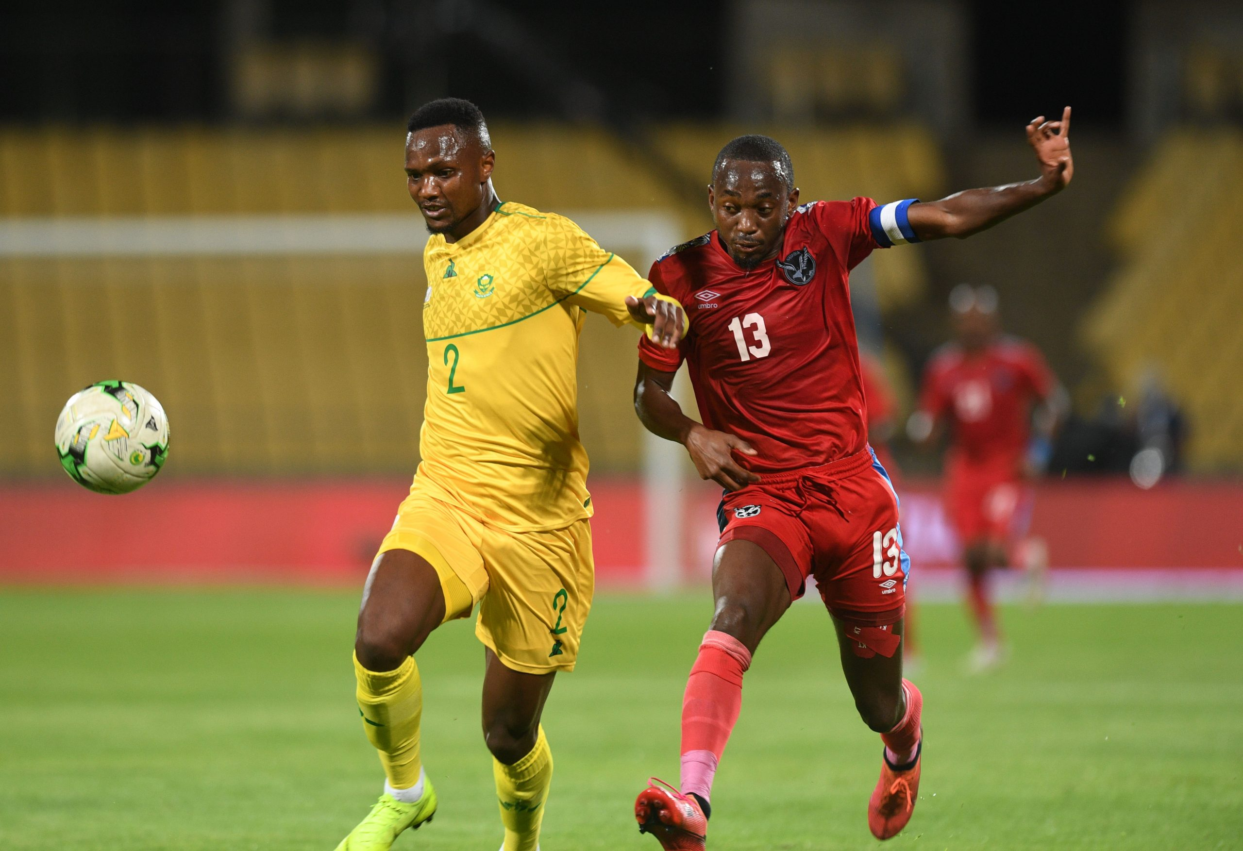 South Africa draw 1 - 1 with Namibia in international friendly - Sports Leo