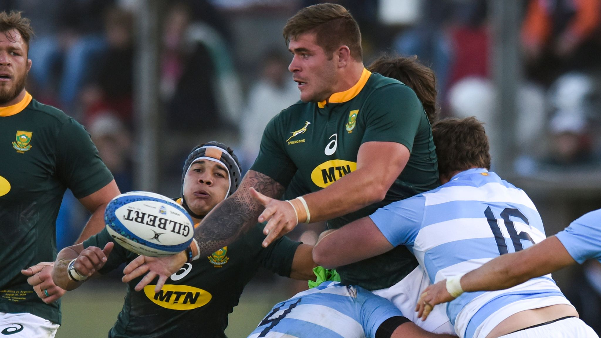 South Africa withdrawn from Rugby Championship - Sports Leo
