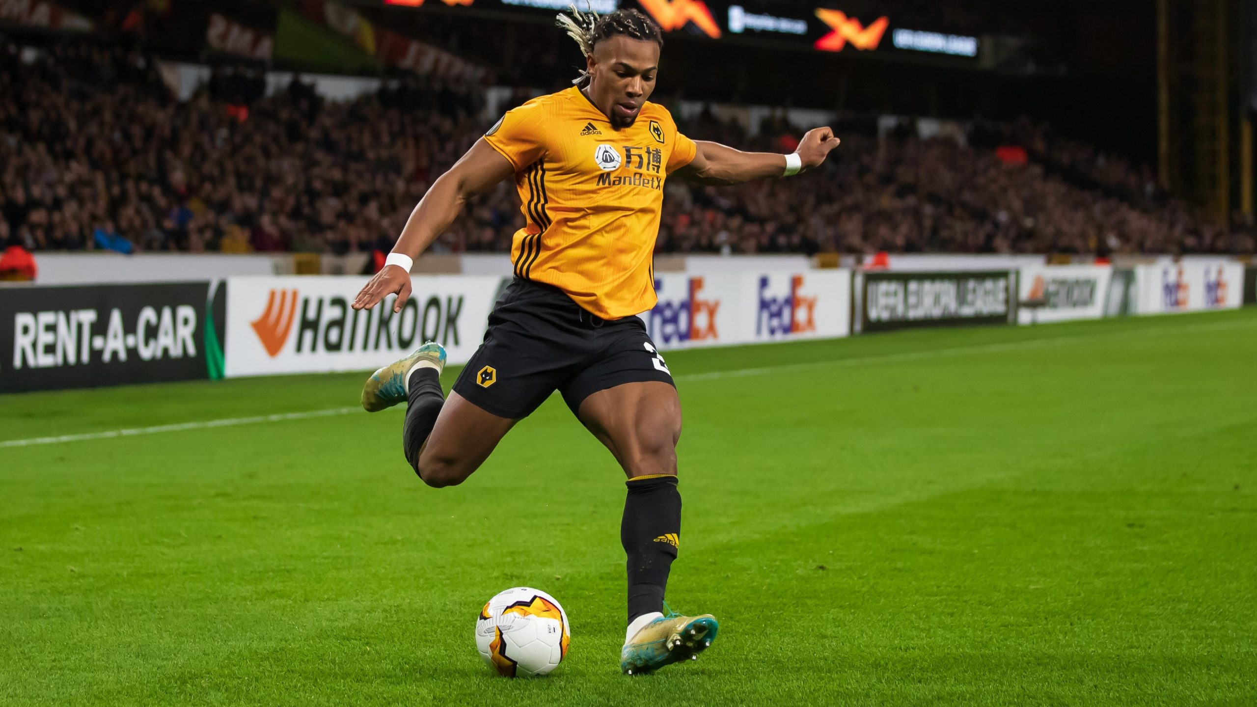 Wolves forward Adama Traore chooses Spain over Mali - Sports Leo