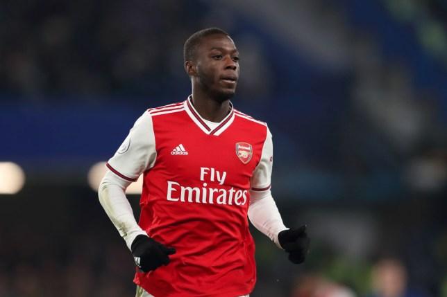 Ivory Coast winger Nicolas Pepe unhappy at Arsenal - Sports Leo