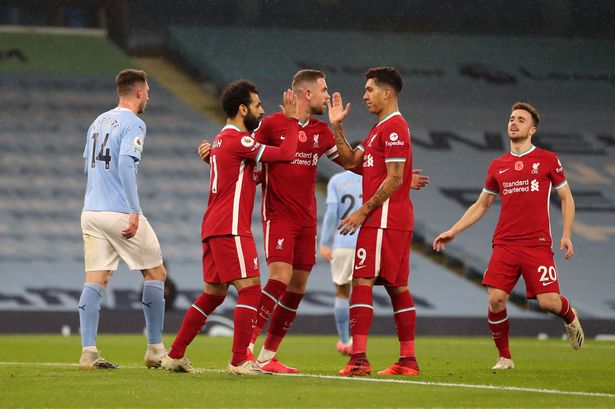 Manchester City and Liverpool settle for a 1 1 draw - Sports Leo