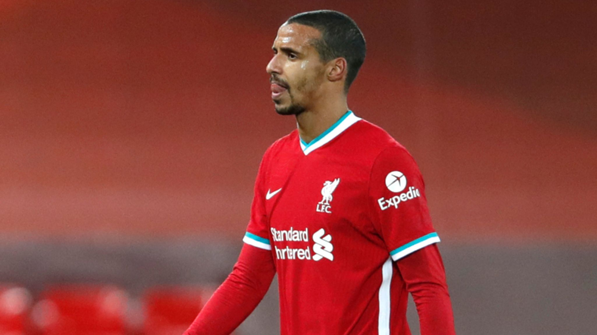 Liverpool defender Joel Matip out for three weeks - Sports Leo