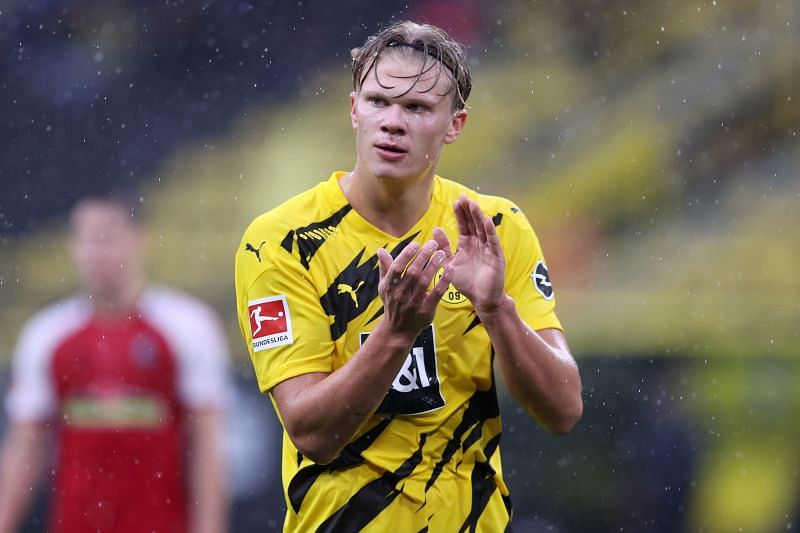 Borussia's Erling Haaland emerges as Chelsea's top target - Sports Leo