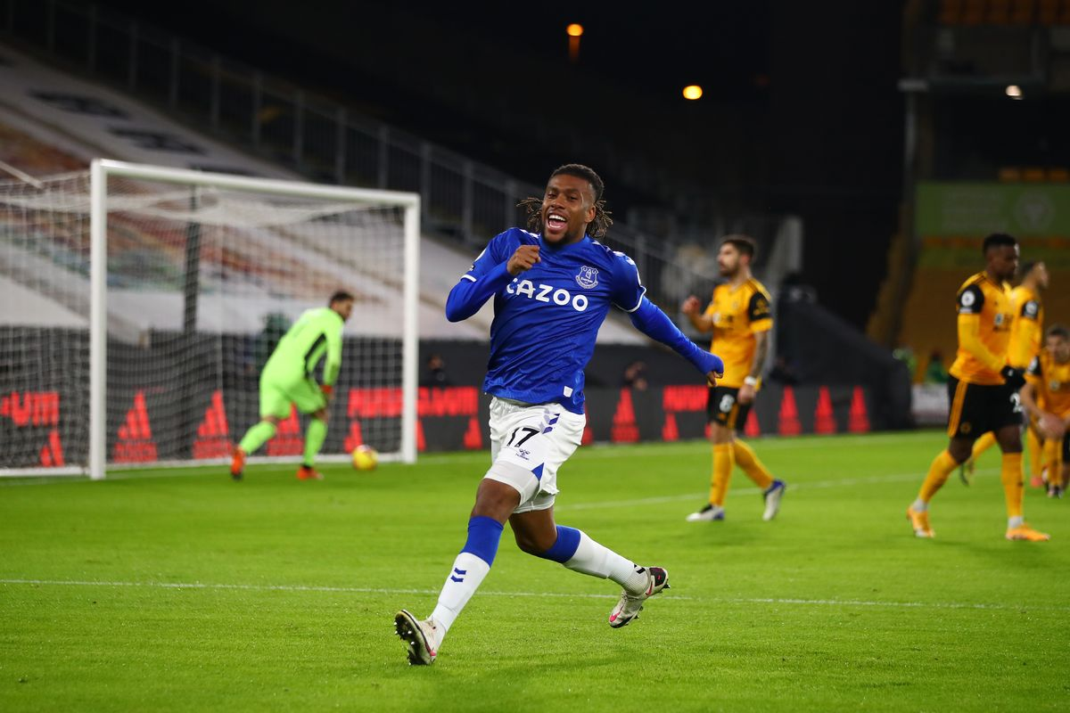 Everton back in top four after 2 1 win over Wolves - Sports Leo