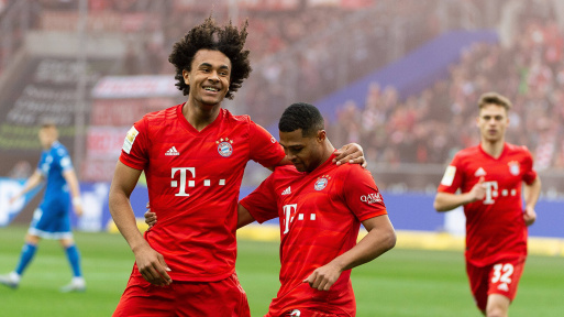 Juventus target Bayern's Corentin Tolisso and Joshua Zirkzee - Sports Leo