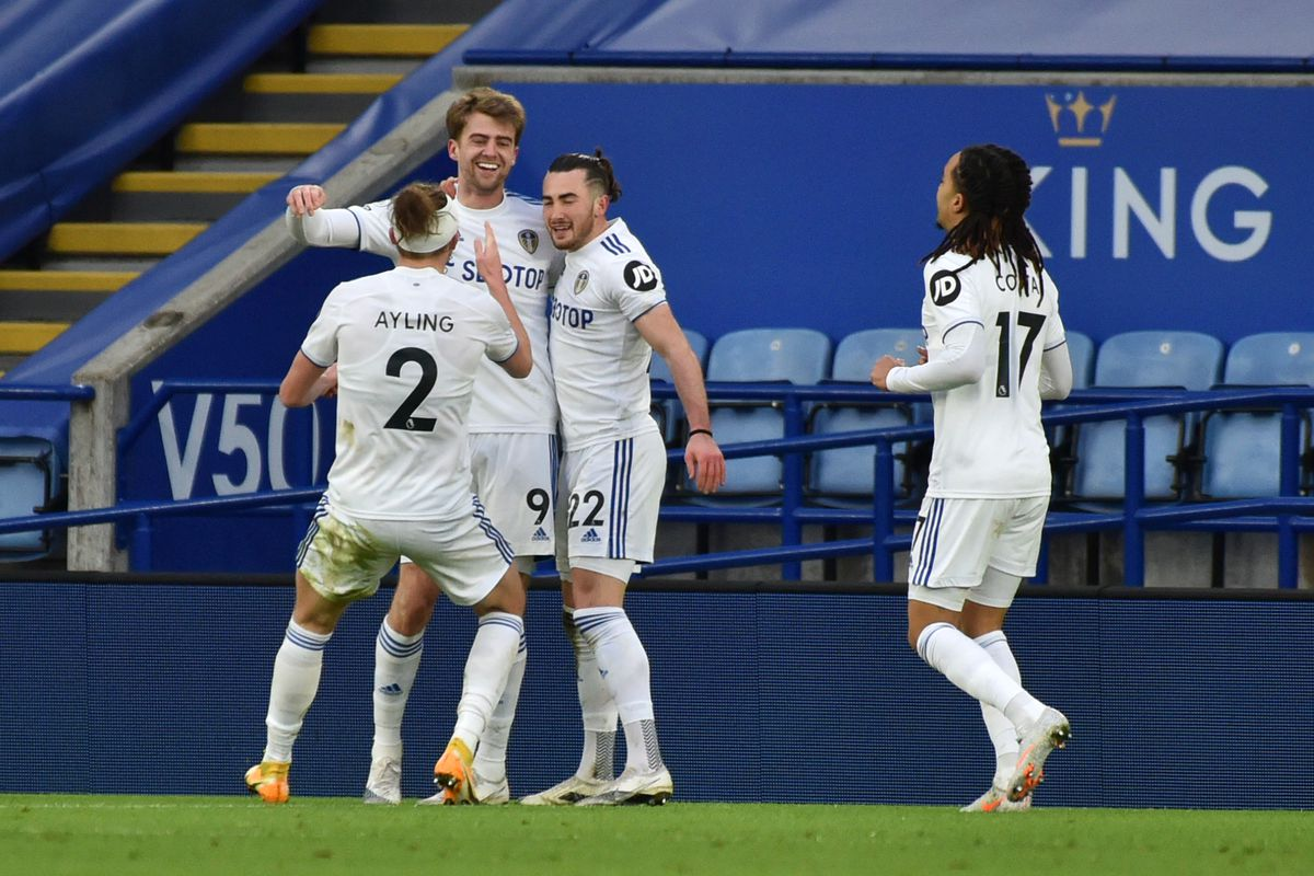 Bamford leads Leeds United in 3 1 victory over Leicester City - Sports Leo
