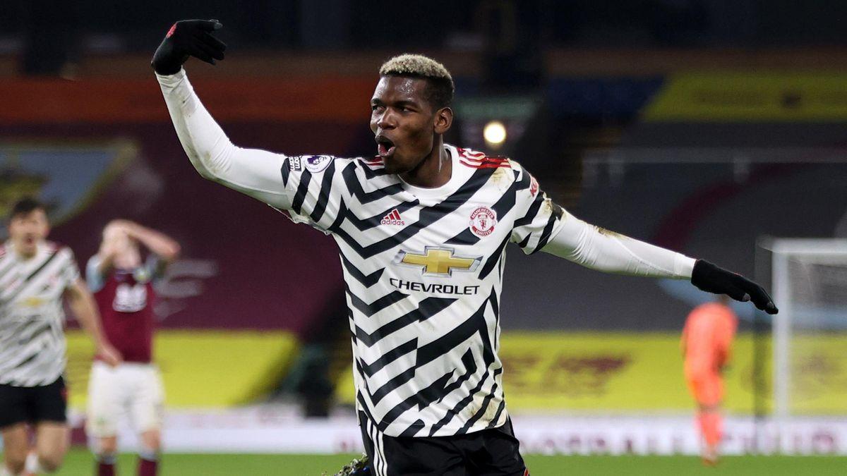 Paul Pogba takes Man United top of the Premier League - Sports Leo