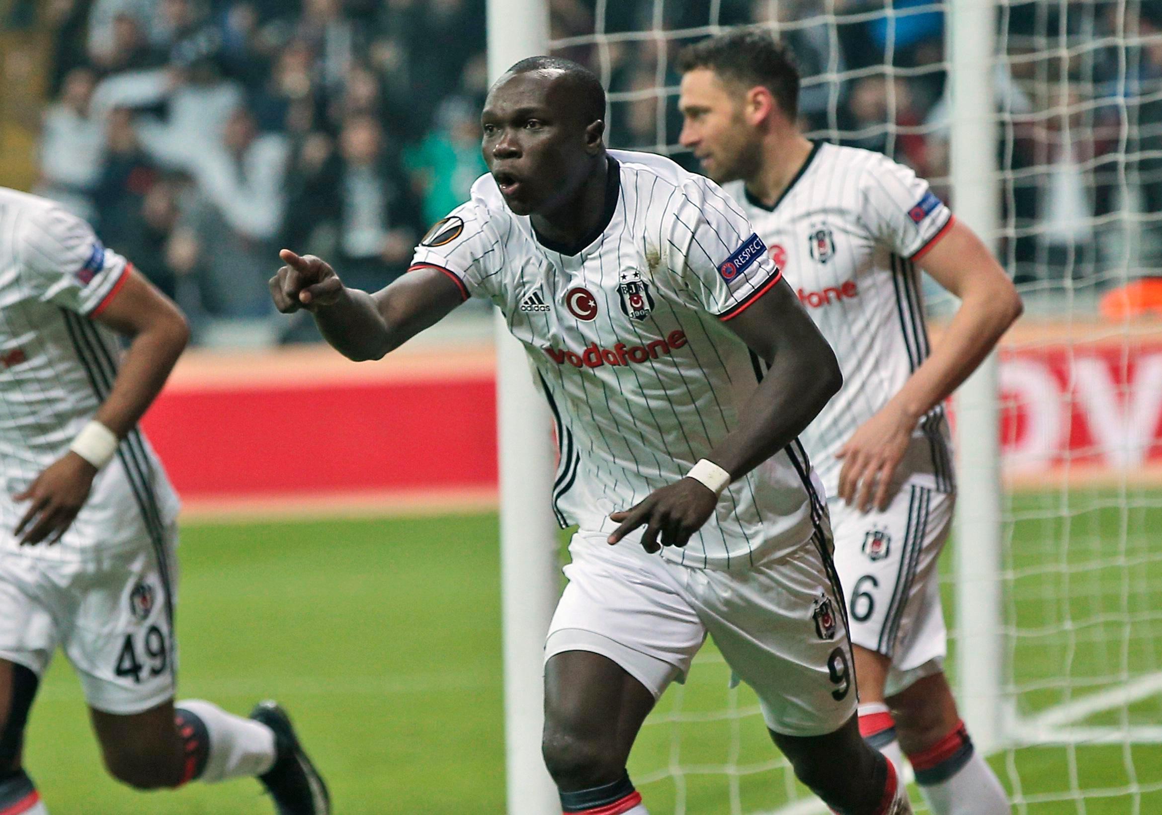 West Ham interested in Cameroonian Vincent Aboubakar - Sports Leo