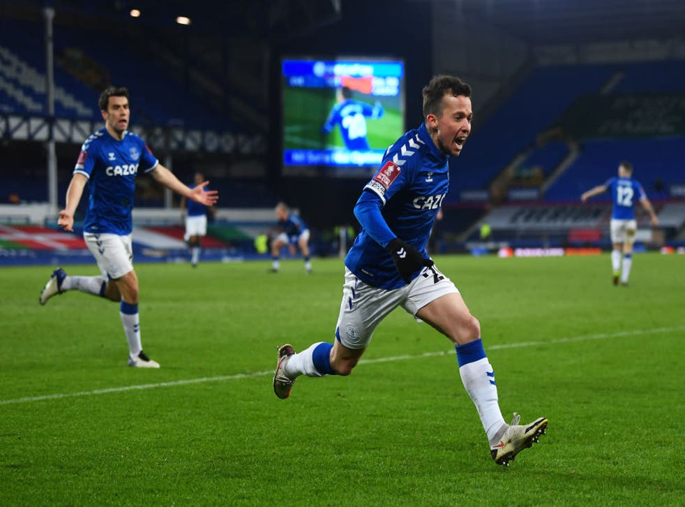 Everton beat Spurs to proceed to the next round of FA Cup - Sports Leo