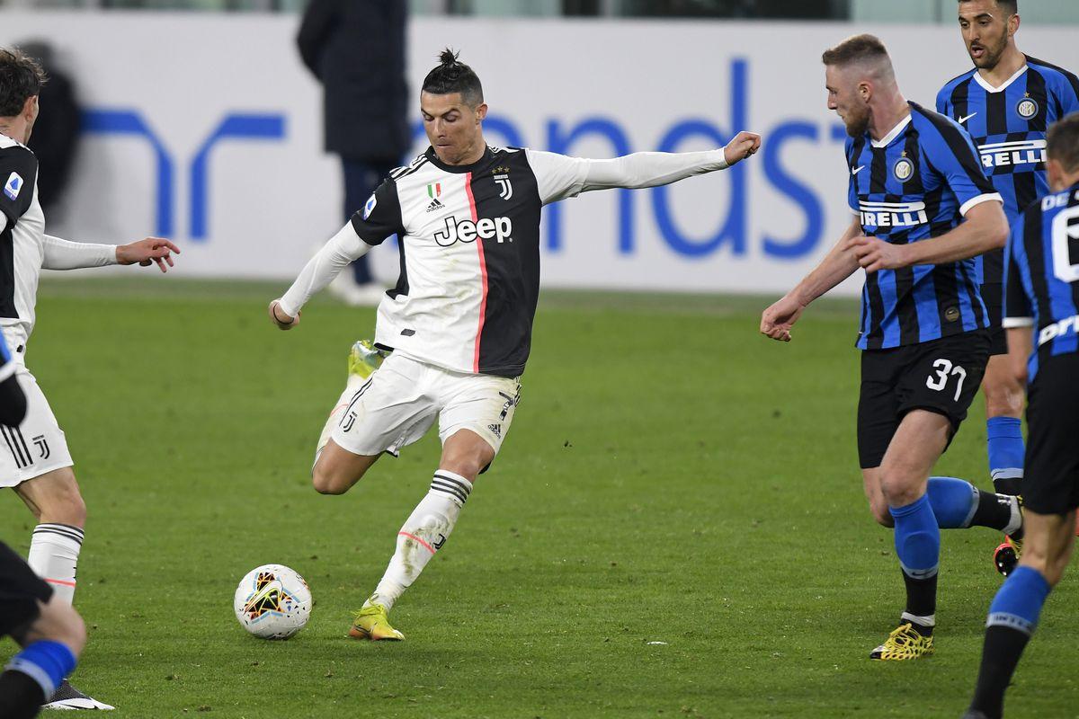 Juventus hold Inter Milan to earn spot in Coppa Italia final - Sports Leo