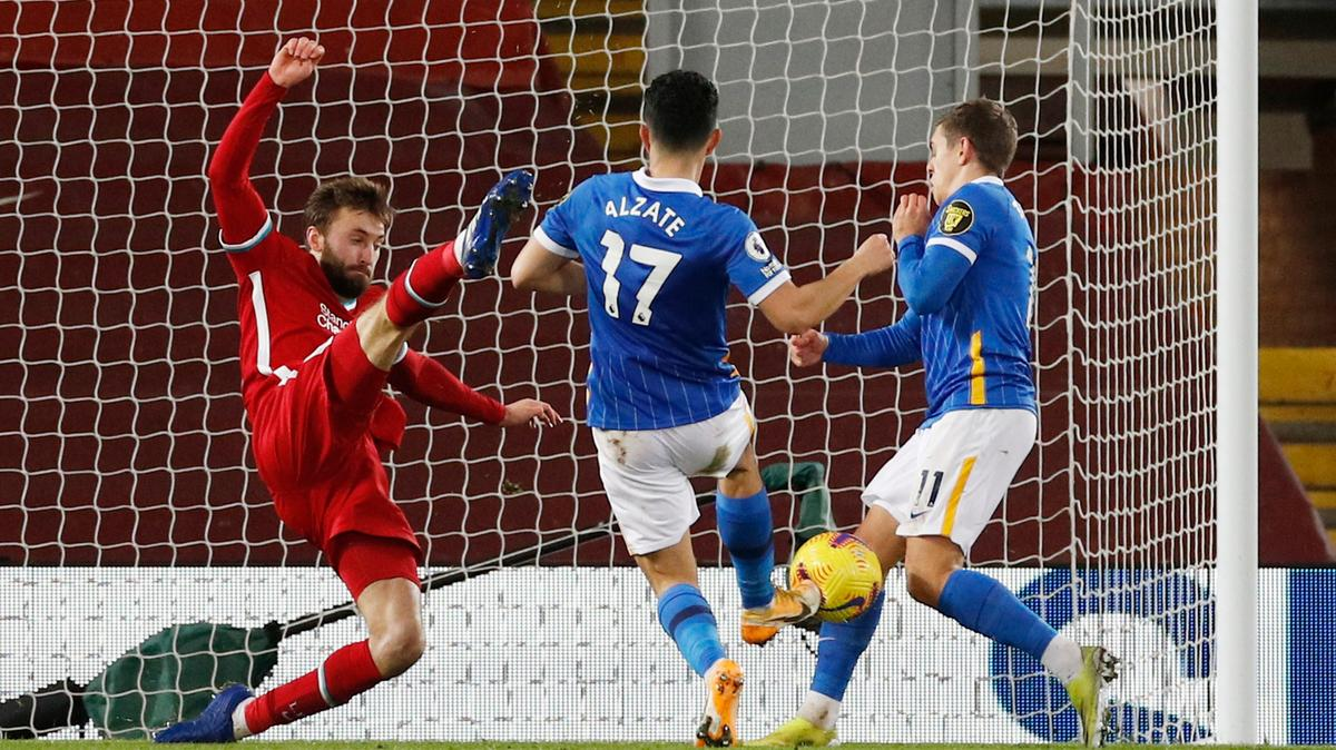 Brighton record monumental 1 0 win over Liverpool at Anfield - Sports Leo