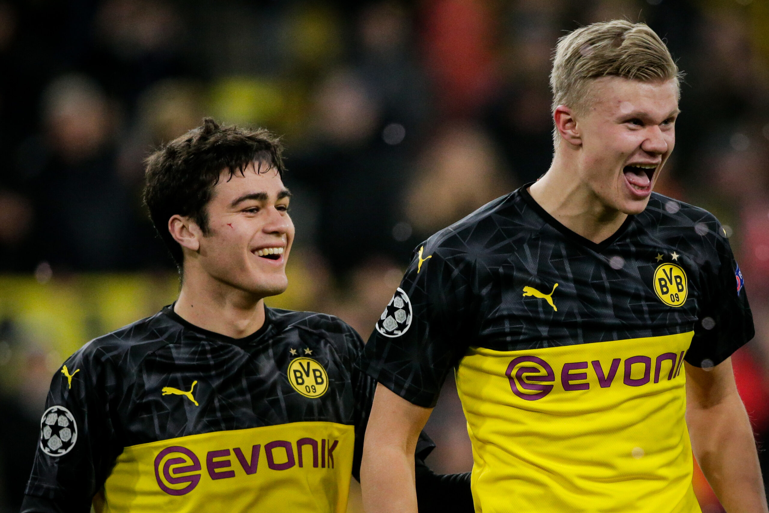 Manchester City planning double Dortmund swoop - Sports Leo