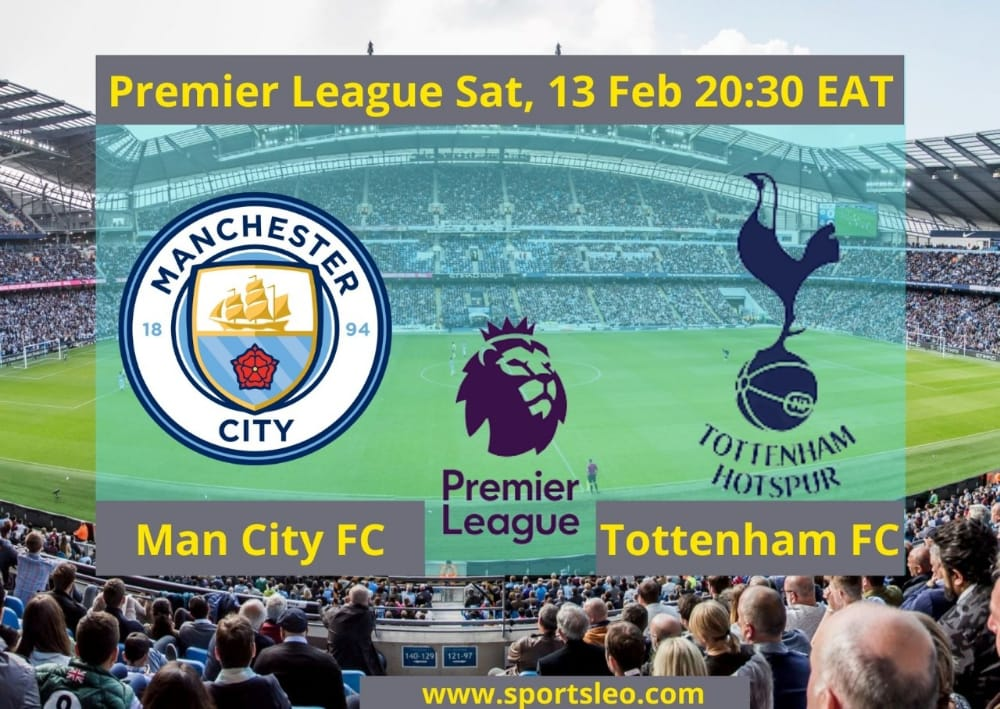 Premier League: Manchester City v Tottenham Hotspur - Sports Leo