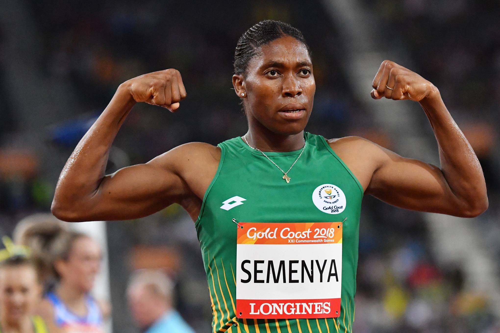 Caster Semenya leads top 10 African sportswomen on Twitter - SportsLeo