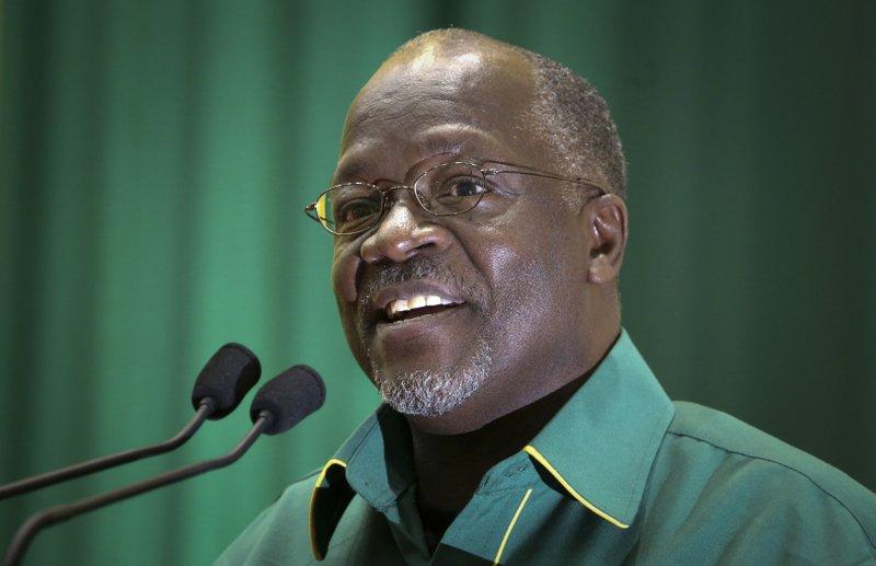 Tanzania Mourns as President John P. Magufuli dies