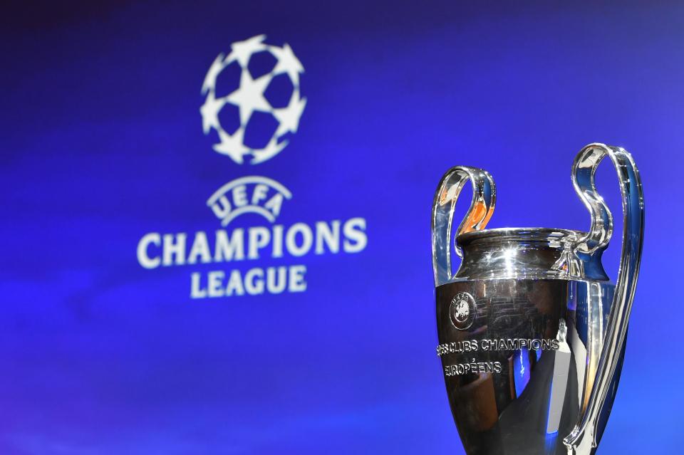 UEFA Champions League Quarter-final draw fixtures