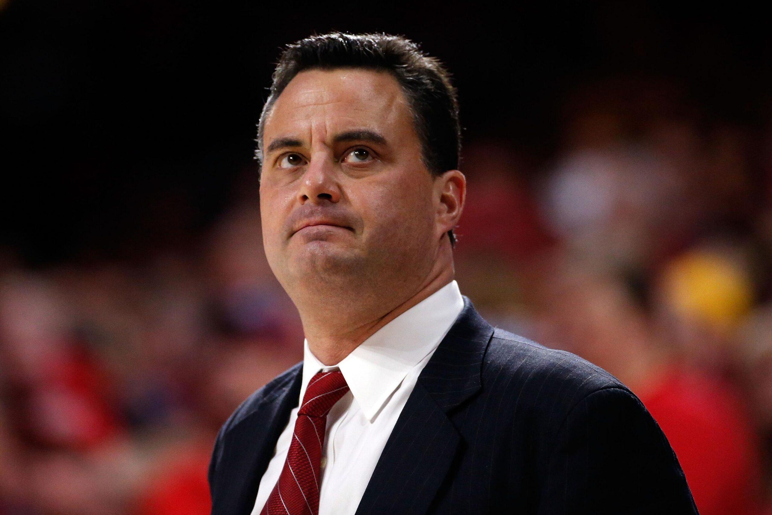 Arizona men's basketball fire head coach Sean Miller