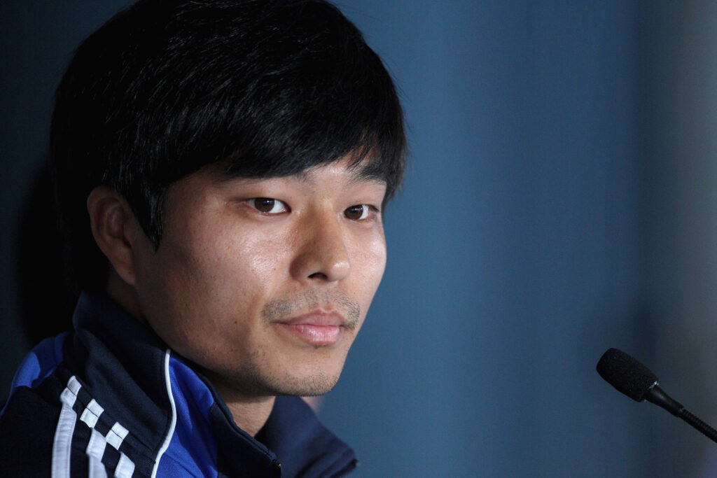 FIFA banned Choi-Sung Kuk from football-related activities for life. PHOTO: BleacherReport