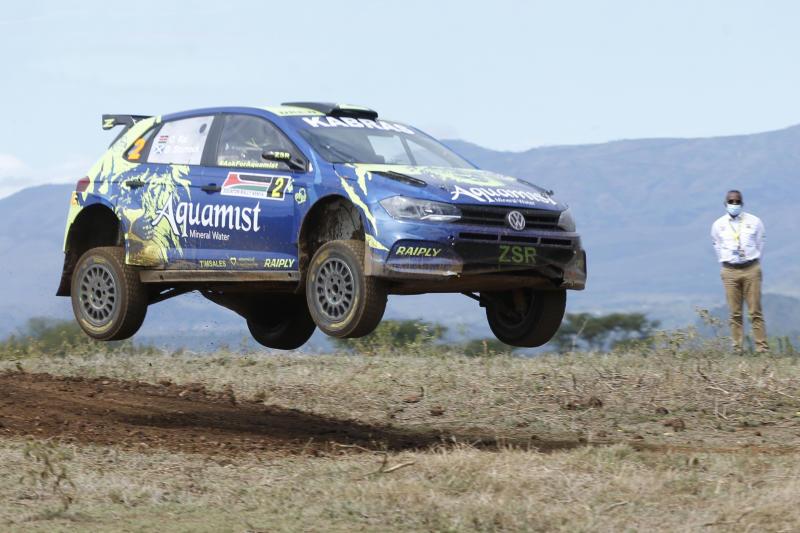 KCB Commits Ksh100 Million Towards WRC Safari Rally