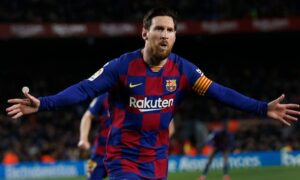 PSG readying three-year deal for Barcelona skipper Lionel Messi