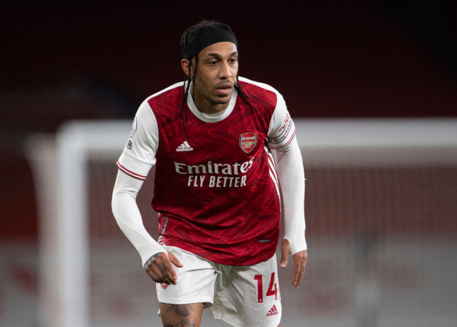Pierre-Emerick Aubameyang could miss 2022 Africa Cup of Nations