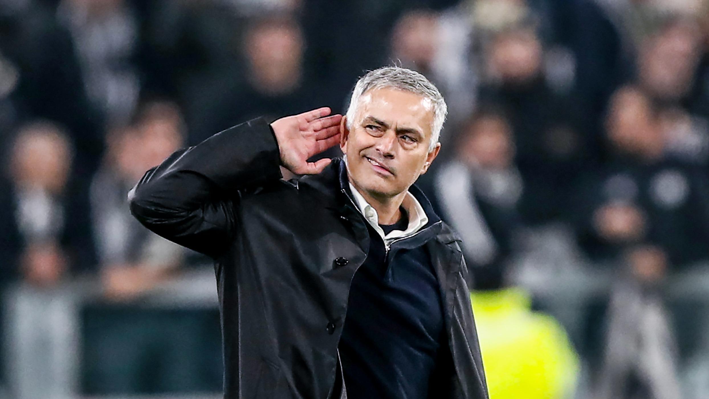 Jose Mourinho sacked by Tottenham Hotspurs