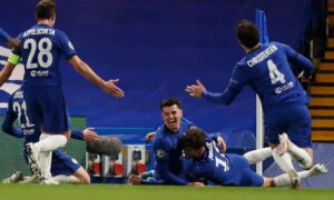 Chelsea beat Real Madrid to reach Champions League finals