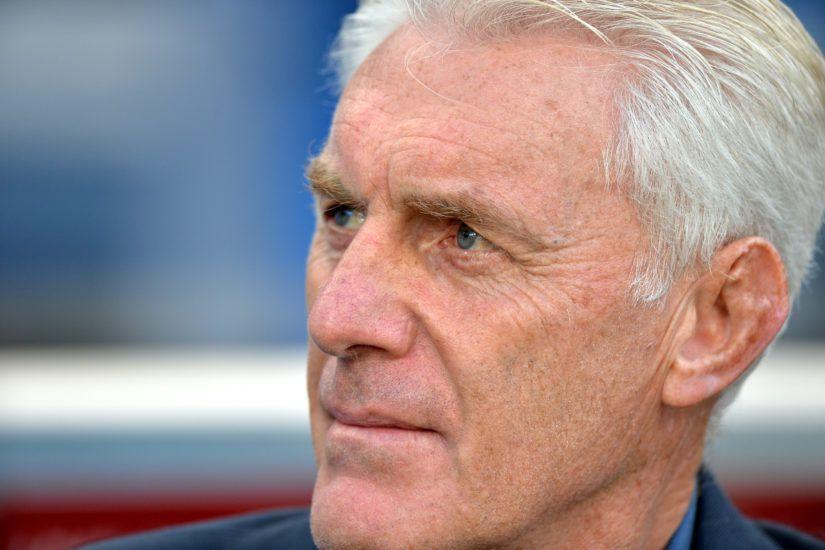 Hugo Broos replaces sacked Molefi Ntseki as coach of Bafana Bafana