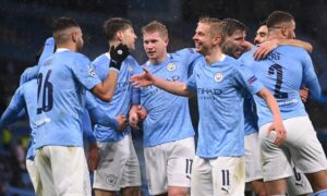 Manchester City reach first-ever UEFA Champions League finals