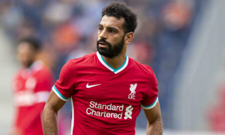 PSG shortlist Liverpool's Salah as replacement for Kylian Mbappe