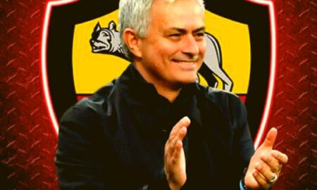 'Football wait' is over as Jose Mourinho to take over as AS Roma coach
