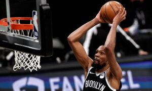 Kevin Durant's 49-point performance saves Brooklyn Nets in Playoffs