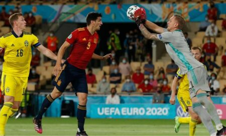 Sweden Frustrates Stylish But Toothless Spain In Scoreless Draw