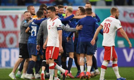 UEFA EURO 2020: Robert Lewandowski misfires as Slovakia stun Poland