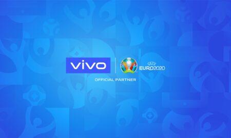 Vivo Smartphone partners with UEFA EURO 2020