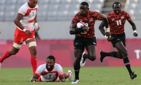 Andrew Amonde retires After 16years