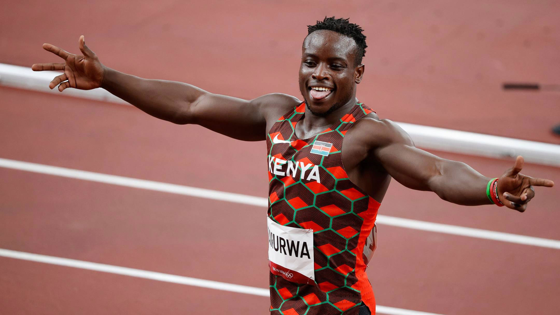 Ferdinand Omanyala breaks National Record