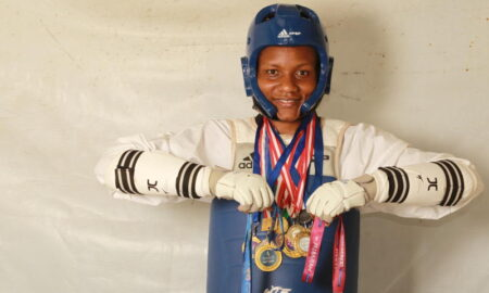 Kenya's Ogallo face Serbian in Olympics opening