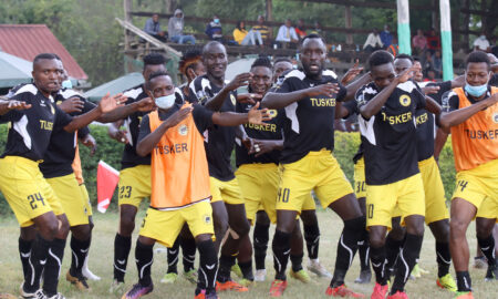 Title fight between Tusker FC and KCB in KPL
