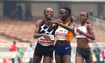 Kenyan athletics